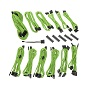 Bitfenix Green Alchemy 2.0 CSR Modular Cable Kit For Corsair PSUs