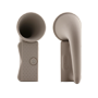 Bone Collection Light Brown iPhone 4 Horn Stand