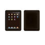 Bone Collection Black Apple iPad Leather Stylish Protective Case