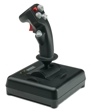CH Products Fighterstick USB Joystick For PC & Mac
