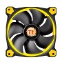 Thermaltake 140mm Riing 14 Yellow LED 1400RPM Fan