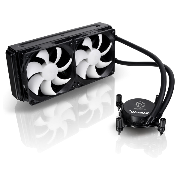 Thermaltake Water 2.0 Extreme Enclosed Liquid Cooling System [CLW0217]