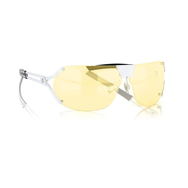 SteelSeries Desmo Amber Snow Indoor Digital Eyewear GN-DES-04201z