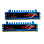 G.Skill DDR3-1600 8GB Dual Channel [Ripjaws] F3-12800CL8D-8GBRM