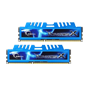 G.Skill DDR3-1600 8GB Dual Channel [RipjawsX] F3-12800CL8D-8GBXM