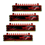 G.Skill DDR3-1600 16GB Quad Channel [Ripjaws] F3-12800CL9Q-16GBRL