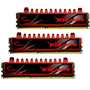 G.Skill DDR3-1600 12GB Tri Channel [Ripjaws] F3-12800CL9T-12GBRL