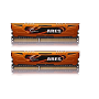 G.Skill DDR3-1600 8GB Dual Channel [ARES] F3-1600C9D-8GAO