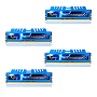 G.Skill DDR3-1600 32GB Quad Channel [RipjawsX] F3-1600C9Q-32GXM