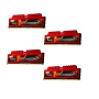 G.Skill DDR3-1866 32GB Quad Channel [RipjawsX] F3-1866C10Q-32GXL