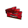 G.Skill DDR3-2133 32GB Quad Channel [RipjawsZ] F3-2133C11Q-32GZL