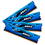 G.Skill DDR3-2133 16GB Quad Channel [ARES] F3-2133C9Q-16GAB