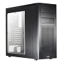 Lian Li Lancool Black PC-K9WX First Knight Mid Tower Chassis (Internal USB3)