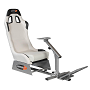 Playseat White Evolution Cockpit For PC, Playstation, Wii & Xbox