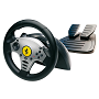 Thrustmaster Universal Challenge 5in1 Racing Wheel For PC, PS2&3, GameCube, Wii