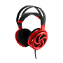 Tt eSPORTS Royal Red Shock Spin 3.5mm Headset
