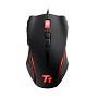 Tt eSPORTS Black Element 6500 DPI Gaming Mouse