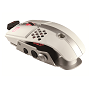 Tt eSPORTS Iron White Level 10M 8200DPI Colourshift Gaming Mouse