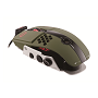 Tt eSPORTS Military Green Level 10M 8200DPI Colourshift Gaming Mouse