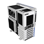 Thermaltake Snow Edition Level 10 GT Colourshift Full Tower Chassis (USB3)
