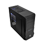 Thermaltake Black Commander MS-III Mid Tower Chassis (USB3)