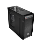 Thermaltake Black Versa I Mid Tower Chassis & 500w PSU (USB3)