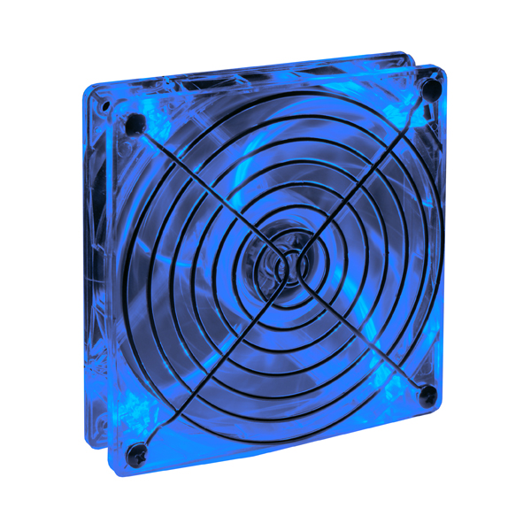 140mm Blue LED Fan LL-CF-1412A