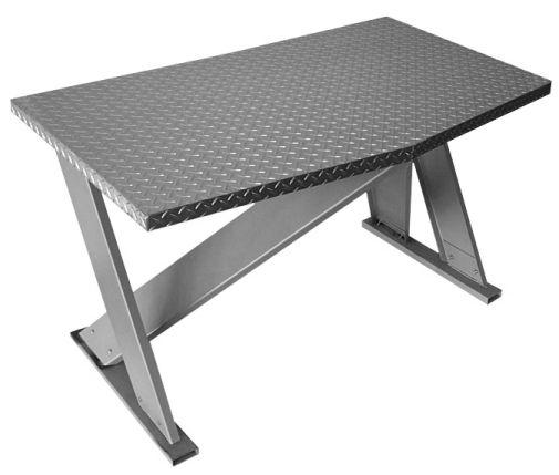 XL3000 Polished Metal Table