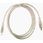 2m 4-pin to 4-pin Firewire Cable